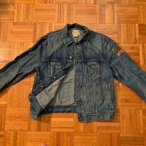 Polo Ralph Lauren Original USA Denim Light Jacket